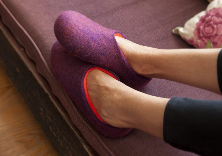 Womens slippers January 2021